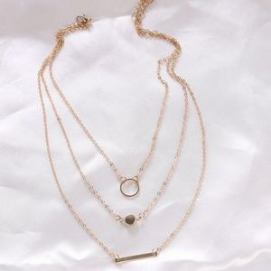 Jewelry - 3 Layer Necklace